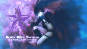 Black Rock Shooter 2 by Halokiller485