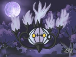 chandelure by rainygami