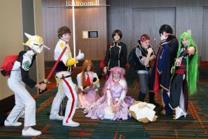 Code Geass at CTcon by titanstargirl