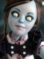 Little Sister Bioshock Sculpture Close Up Shot by fairytasia