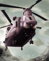 Chinook by holyghost13th