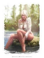 Ciri by krysdecker