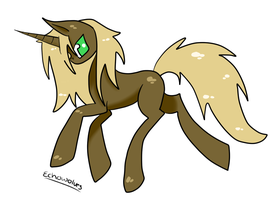 Pony Adoptable -Open- by Echowolves