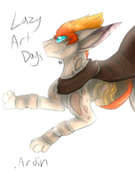 DTA || Lazy Days by WarriorCake