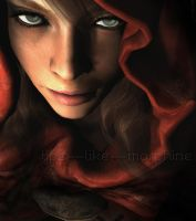 red riding hood by lips--like--morphine
