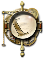 Steampunk Facebook Icon MkI by yereverluvinuncleber