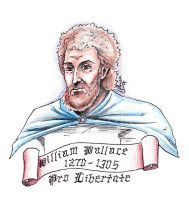 William Wallace by IronOutlaw56