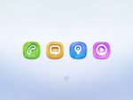 MIUI Icons by Flahorn