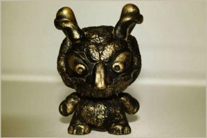King Az, 3 inch Dunny design by PatrickL