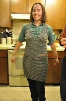 Chainmail cocktail dress 5 by LTgoatRoper