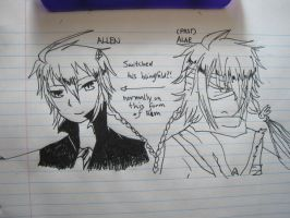 Allen and Alae by Ryuuchan4