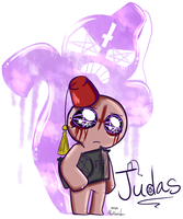 Judas The Wizard by gALECsy