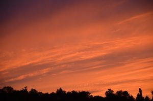 striped sky III by mimose-stock