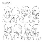 Spirited Away Studies (pg. 1) by studioodin