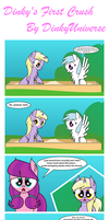Dinky's First Crush by DinkyUniverse