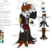 Ken Fox Referance Sheet by Ken-Fox