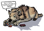 I'm not good at card games by Mongrelistic