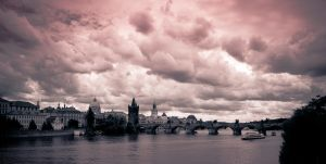 Prague by Vejuel