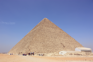 The Great Pyramid by DorotejaC