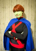 Miss Martian - Young Justice Invasion by jillian-lynn