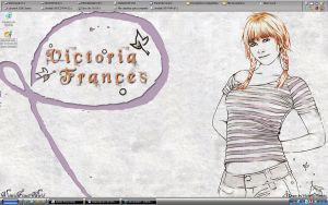 screenshot vf draw by VICTORIA-FRANCES
