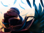 Swain Master Tactician by RavenNoodle