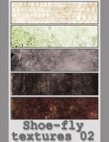 texture set 02 by shoe-fly