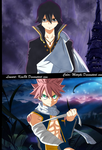 brothers dragneel-Fairy Tail-463 by Mitozhi