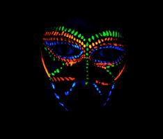 Mask .:UV Series:. by rojo-elaalex