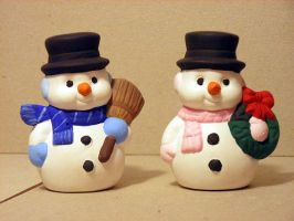 4 step snowman1 by biene239