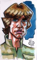 Luke Skywalker Bespin by Chad73
