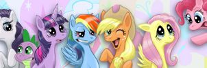 I heart ponies by Pedantia