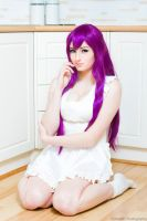 Cooking Saeko - H.O.T.D. by KaylaErinOfficial