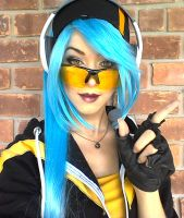 Fnatic Janna Cosplay3 by LuciaItaliana