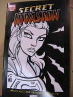 WWC'08: S.I. Supergirl by grantgoboom