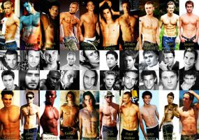 top hottest males by aripmav