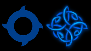 Logo and Celtic Version by Yewneko-chan14