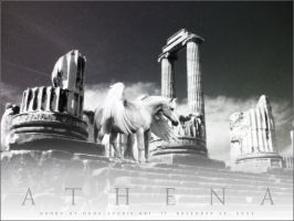 Athena by gumboland