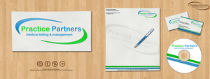 Practice Parners logo branding by AreoX
