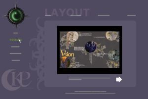 My Web Site Layout Page by NokturnasKikilias