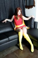 Mary Marvel 2 by Mistress-Zelda