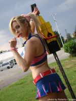 Lollipop Chainsaw - Juliet Starling 01 by k-MorrigaN