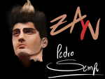 Zayn - PAINTING by pedrosempu