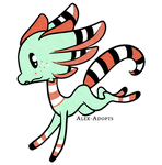Chibi Jelly Dragon: OPEN [500 Points] by Alex-Adopts