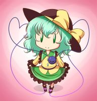 Koishi~ by Mazume