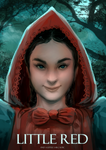 Disney Into the woods: red riding hood by Zhyphrus