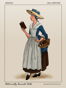 Historically Accurate Belle by Wickfield