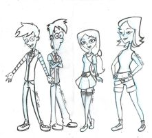 Phineas and Ferb...In High School? by shaolinfan1