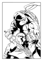 Raph - Inks by carriehowarth