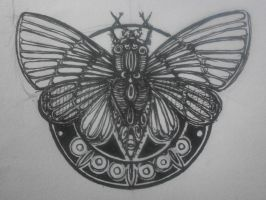 moth by AtMyHeart